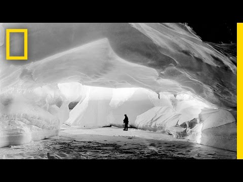 National Geographic Live! - Alone on the Ice: The Best Survival Story You've Never Heard