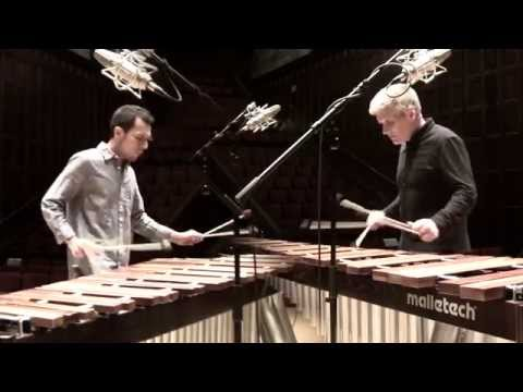 Download  Catching Shadows - marimba duo by Ivan Trevino Gratis, download lagu terbaru