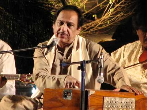 Hum Ko Kis Ke Gham Ne Mara Full By Ghulam Ali video