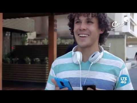 CNT - LTE 4G Bajando Videos