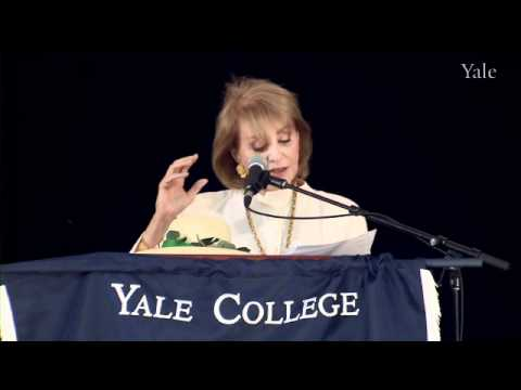 Barbara Walters Addresses the Class of 2012