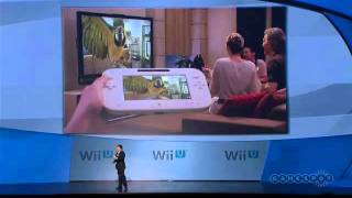 Wii U - Nintendo E3 2011 Press Conference PART 1 [HQ]