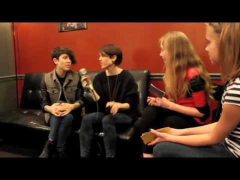 Kids Interview Bands - Tegan and Sara