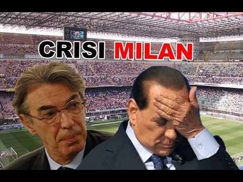 CRISI MILAN – Berlusconi chiama Moratti (Parodia)