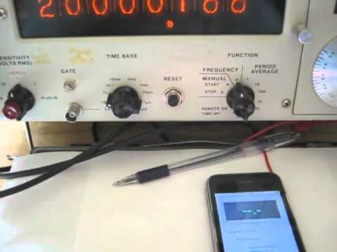 Electric Pocket Lab: The Frequency Counter
