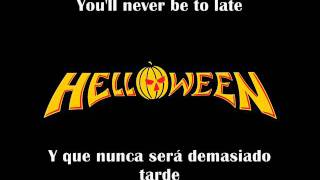 Watch Helloween Number One video