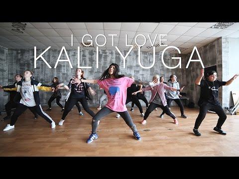 MiyaGi & Эндшпиль – I Got Love (Remix) | Choreography by Kali Yuga | D.Side Dance Studio