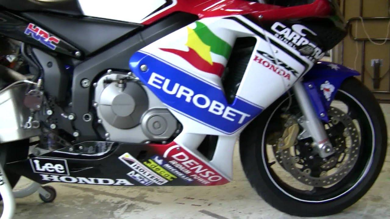 Lcr Honda Replica 600rr Eurobet/lcr Replica