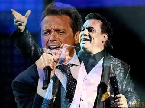 Luis Miguel y Juan Gabriel interpretan a Espinoza Paz.