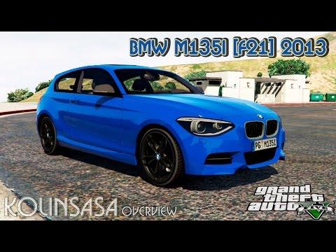 BMW M135i (F21) 2013