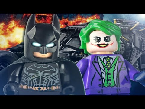LEGO The Dark Knight : 76023