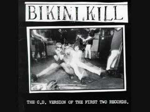 Bikini Kill - Jigsaw Youth