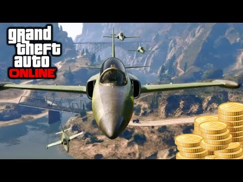 GTA 5 Online - How Much Flight School DLC Will Cost - Update 1.16 Money