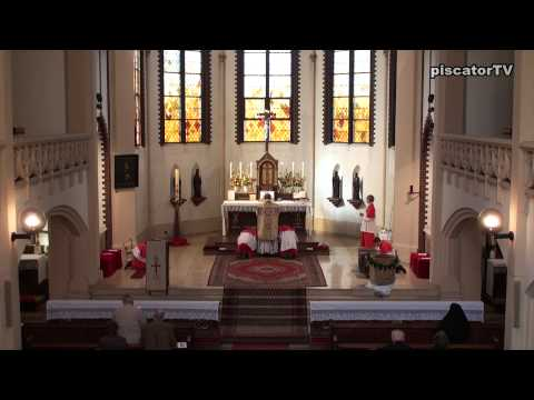Dominica II post Pascha 02 - Introitus - Traditional Latin Mass