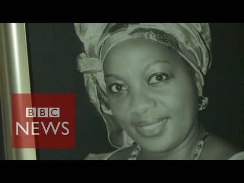 Nigeria's 'hero doctor' who spotted Ebola - BBC News