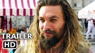 AQUAMAN Official Trailer (2019) Jason Momoa Superhero Movie HD