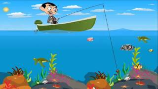 Mr.Bean Fishing Games