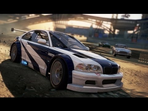 Need For Speed Most Wanted | Episode 27 | BMW M3 GTR
