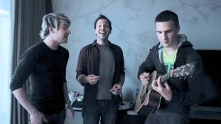 Pierre Bouvier, David Desrosiers & I - I'd Do Anything (acoustic)