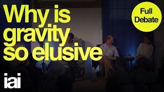 Why Is Gravity So Elusive? | Frank Wilczek, Erik Verlinde, Laura Mersini-Houghton
