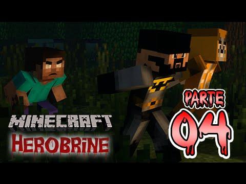 Minecraft: Herobrine #4 - Ele CHEGOU! Um dos Maiores Sustos da Minha Vida!