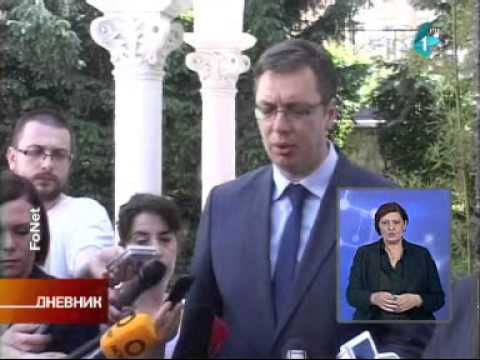 Vučić: Nemačka nas neće ostaviti bez pomoći