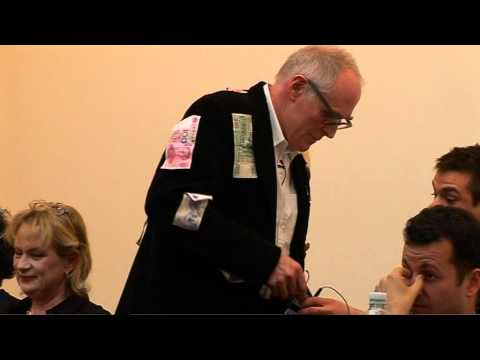 Saatchi Gallery Debate: Art Fairs Are About Money Not Art Part 1/4