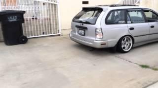 LalalaToMi - Slammed Corolla Wagon