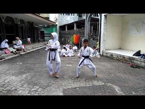 Karate Inkai Dojo Pondok Pinang Kata 5,6 dan 7