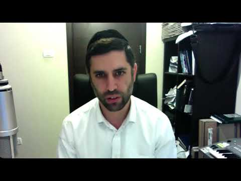 Ari Goldwag - Vayetzei - Purifying Challenges