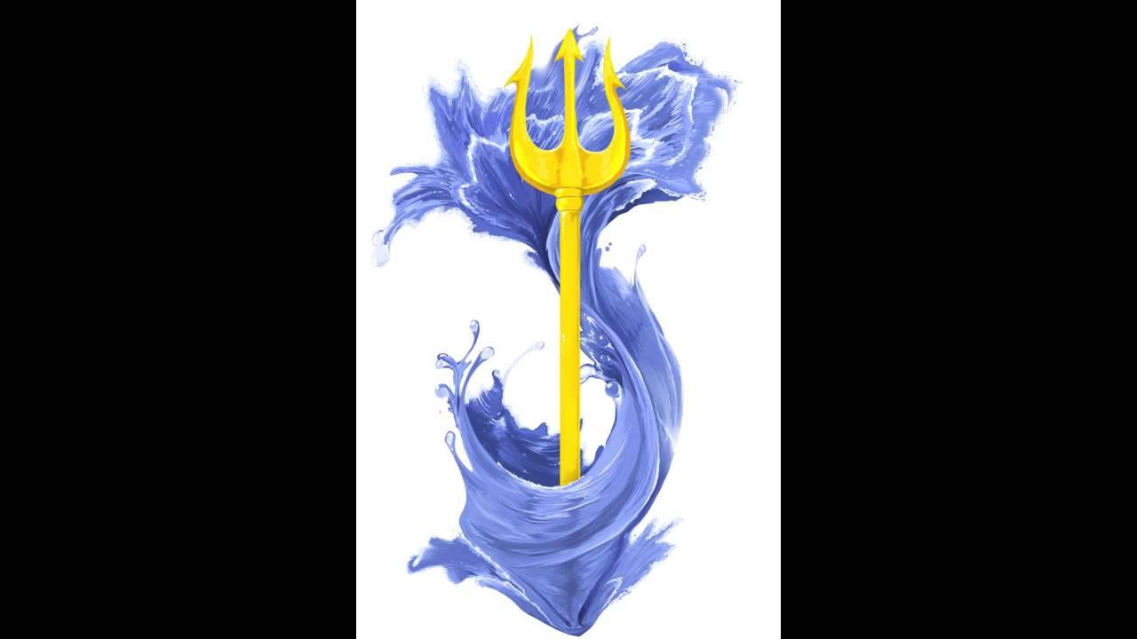 Trident of Poseidon  Poseidon Staff