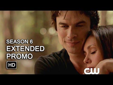 The Vampire Diaries Season 6 - 'move On' Promo [hd] video