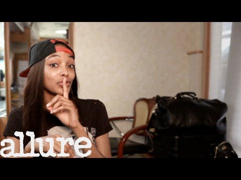 Allure's Q&A with Jourdan Dunn