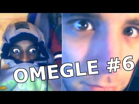 OMEGLE met FANS - De RETURN of de AFRO! #6