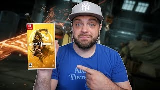 Mortal Kombat 11 Nintendo Switch REVIEW - HYPE or TRASH?