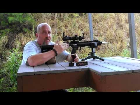 Bench Shooting the Mech Tech CCU for 9mm Glock 19 Part 2
