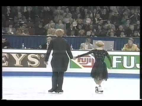 Rahkamo & Kokko (FIN) - 1995 World Figure Skating Championships, Original Dance