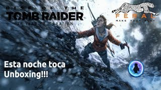 Desempaquetamos Rise of the Tomb Raider