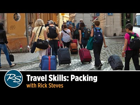 European Travel Skills: Packing