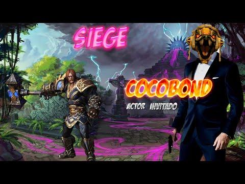 SMITE ! Thor Siege con Subs :D