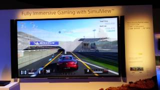 CES: Sony demonstrates Ultra HD 4K Gran Turismo 5 SimulView Gameplay