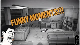 RAINBOW 6 SIEGE|| لقطات مضحكة  FUNNY/FAILS MOMENTS!!😂😂 #1