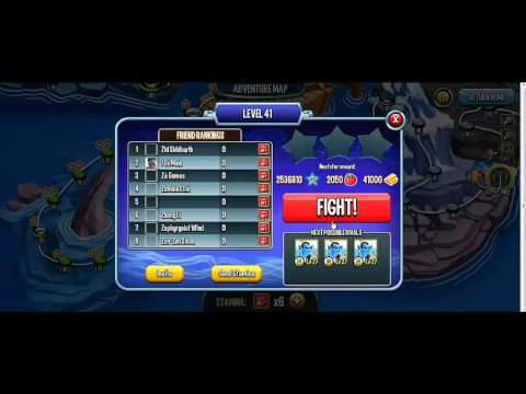 Monster legends Nebotus Review