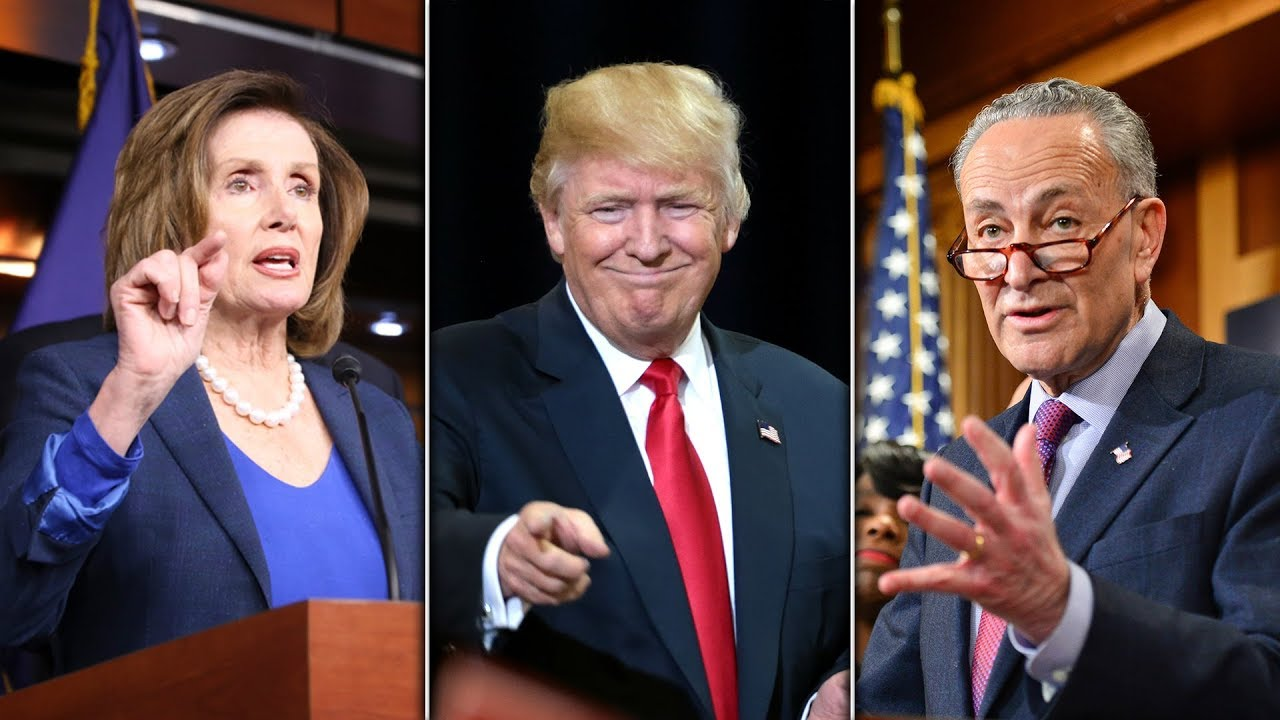 Where do President Trump's negotiations with Democrats leave the Republican Party?