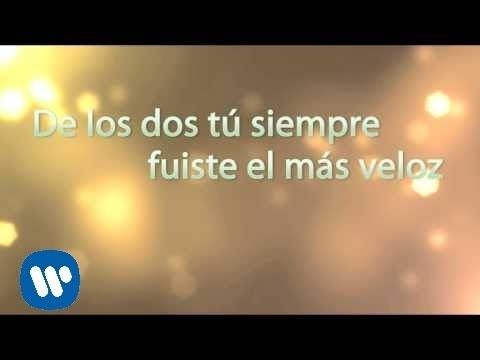 Jesse & Joy - Corre  (lyric Video) video