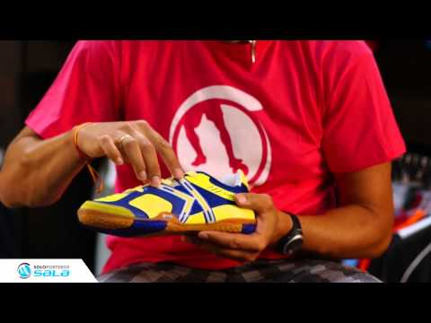 Presentaci&oacute;n l&iacute;neas Kelme para f&uacute;tbol sala