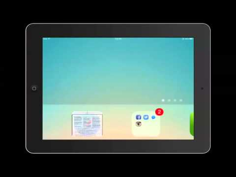 How to Import Documents From the Internet to an iPad : iPad Questions & Answers