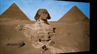 A Colorized Sphinx Photo From 1800's