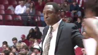 Alabama basketball takes down Lipscomb 86-64