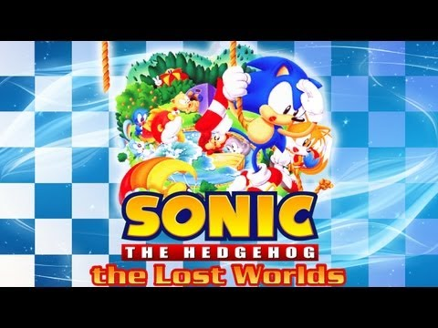 Sonic: The Lost Worlds - walkthrough